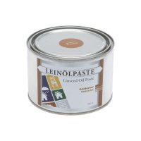 Linseed Oil Paste Gold Ochre