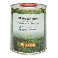Huile d'entretien de bois ASUSO NL, 750 ml