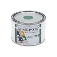 Linseed Oil Paste Chromium Oxide Green