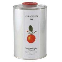 Reines Orangenöl, 1 l