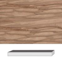 Sicilian Olivewood, 300 x 38 x 38 mm