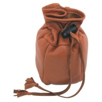 Pouch, Reindeer Leather