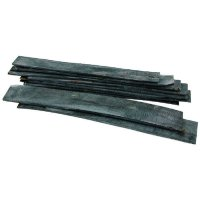 Buffalo Horn Plate, Extra Long, Thickness 6-9 mm