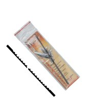 Pégas Laubsägeblatt Skip, Blattbreite 1,30 mm, 12 Stück