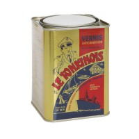 Le Tonkinois Oil Varnish, Colourless, 1 l