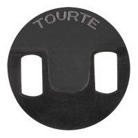Rubber Mutes Tourte, Round, Violin