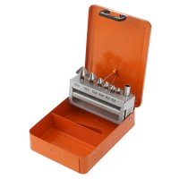 90° Countersink with Bit Holder, 7-Piece Set