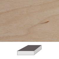 Birch, 150 x 150 x 60 mm