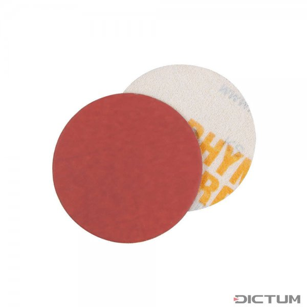 Schleifscheiben Klett Ø 56 mm, 10 Stück, Körnung 120