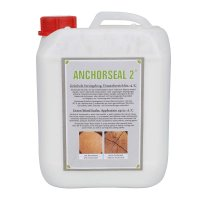 Anchorseal 2 Green Wood Sealer, Application up to -4 °C, 5 l