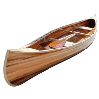 Canadian Canoe from Cedarwood