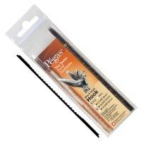 Lames de scie à chantourner Pégas Super-Hook, largeur de lame 2 mm, 12 pièces