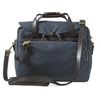 Filson Padded Computer Bag, Navy