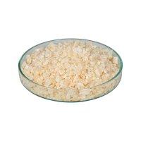 Edelstein-Granulat für Einlegearbeiten, 200 g, Orangencalcit hell