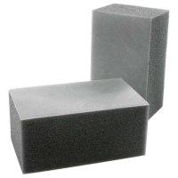 Stick-On Buflex Pads, 2 Stück, weich