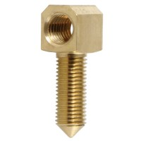 Brass Eyelet, Normal Shaft, Metric Thread, Bass, 5 x 8 mm