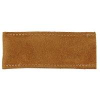 Lederschutzkappe für Lochbeitel aus dehnbarem Leder, 9-12 mm
