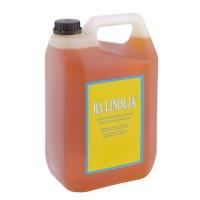 Ra Linolja Organic Swedish Linseed Oil, Raw, 5 l