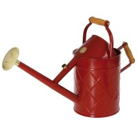Heritage Watering Can, 8.8 l, Red