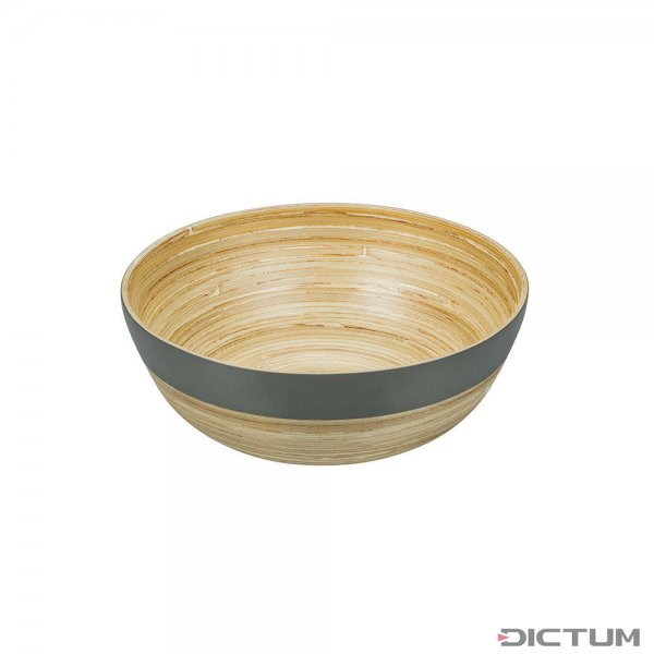 Bamboo Bowl BiMa, Small, Dark Taupe