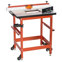 UJK Professional Router Table, Cast Iron Table Top