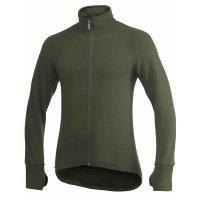 Cardigan Woolpower, vert, 600 g/m², taille XS