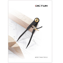 Dictum Tool Catalogue Cover
