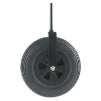 Bass Wheel, Shaft Diameter 8 mm