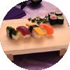 Tipps & Mini-Projekt Sushi-Brettchen (Sushi Geta) bei DICTUM