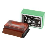 Colophane Geipel Paganini enveloppée dans un linge