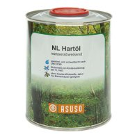 ASUSO NL Hard Oil, Water-repellent, 750 ml