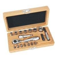 Jeu d'outils classique XS Felo, 18 pièces