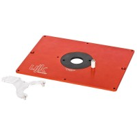 UJK Router Table Insert Plate Aluminium