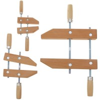 Parallel Clamps, 3-Piece Set