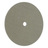 Eisenblätter FIX KLETT Trizact Scheibe, 115 mm, Klett, Körnung 600