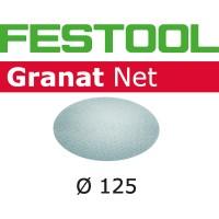 Abrasive net STF D125 P320 GR NET/50