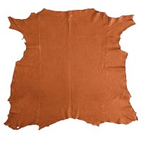 Reindeer Leather, Whole Hide, 9-10 sq. ft.