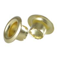 Œillets laiton, Ø 5 mm, 250 pièces