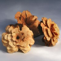 Delicate flower and tree sculptures with Alain Mailland