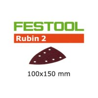 Festool Abrasifs STF Delta/7 P80 RU2/50