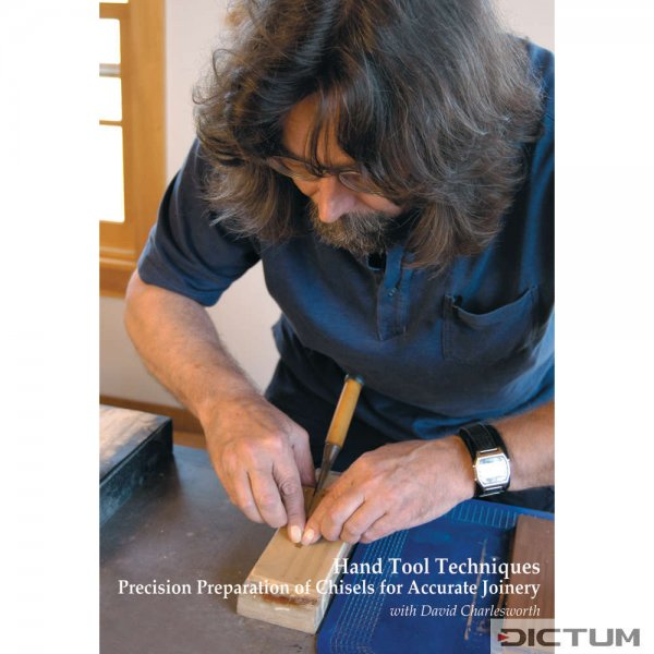 Precision Preparation of Chisels for Accurate Joinery