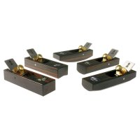 Ebony Mini Planes, 5-Piece Set