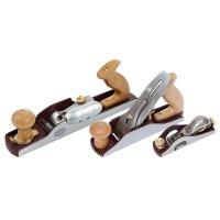 Set di pialle DICTUM per principianti, destrorsi, ferro giapponese