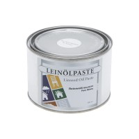 Linseed Oil Paste RAL9010 Pure White