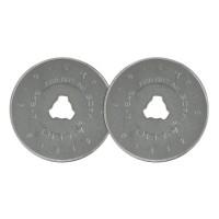 Ersatzmesser für Olfa Rollschneider, 2 Stück