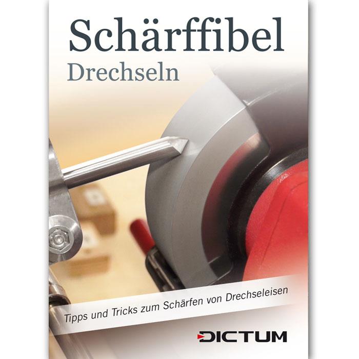 DICTUM Schärffibel Drechseln Cover