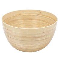 Bamboo Bowl Large, Natural