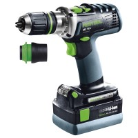 Festool Perceuse-visseuse sans fil DRC 18/4 Li 5,2-Plus
