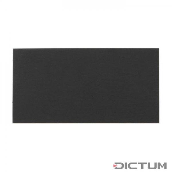 Vulkanfiber schwarz, 0,8 mm