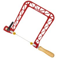 Knew Concepts Coping Saw, Heavy Duty, Jaw Depth 200 mm